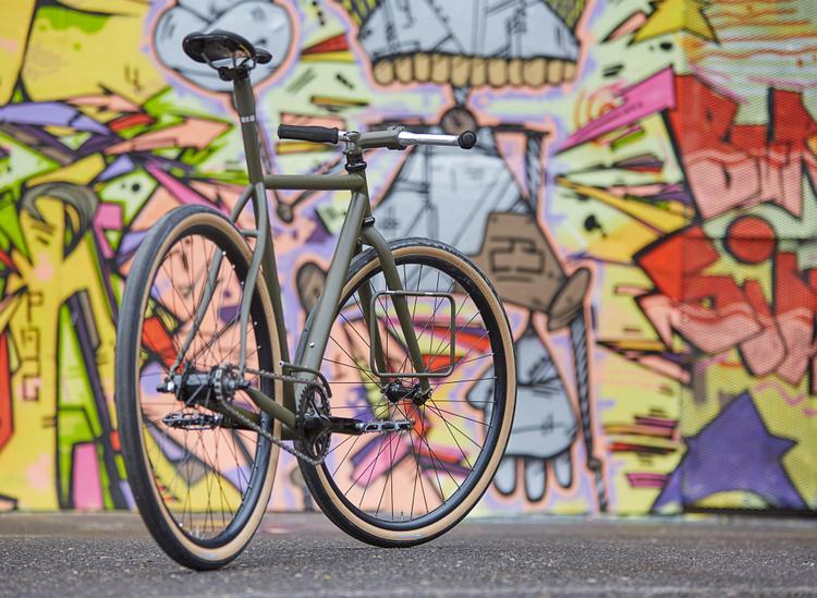Speedvagen's Ready Made Urban Racer