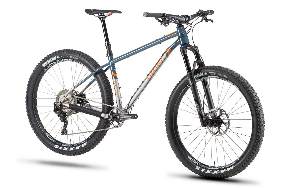 The New Niner Sir 9 Hardtail MTB is made from Reynolds 853 | The ...