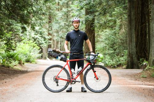 Jeff and his Giant TCX