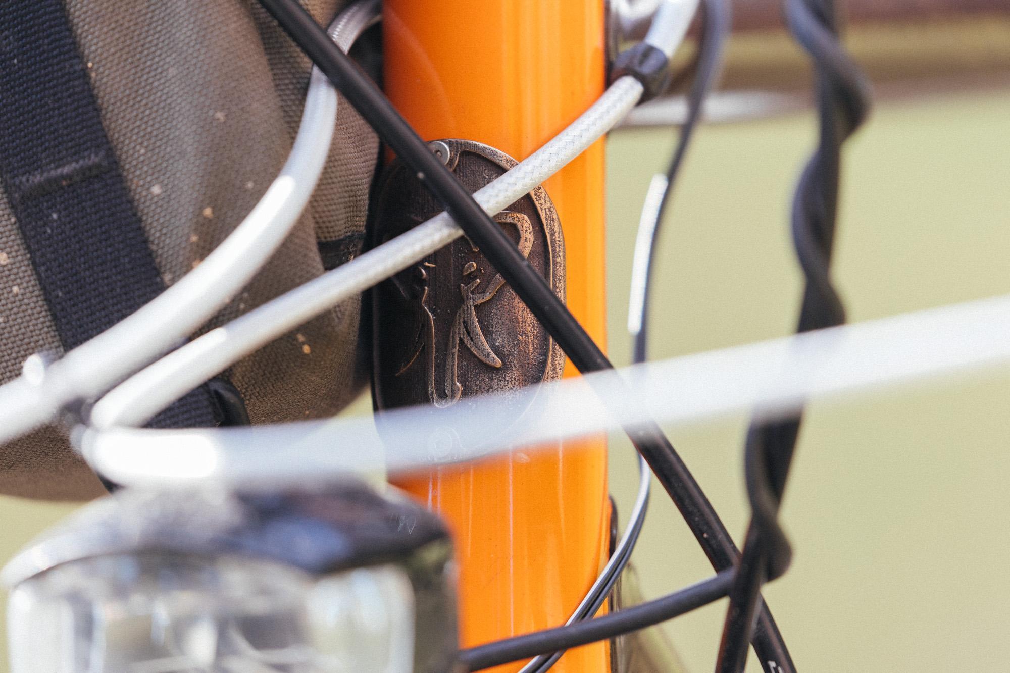 Bailey's Pachyderm Bikes Dirty 650b Tourer