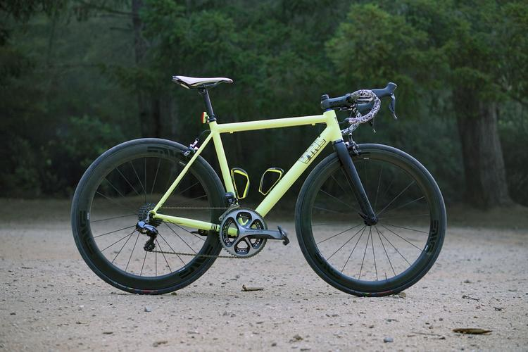 VYNL Adds Di2 Option for their Road Framesets