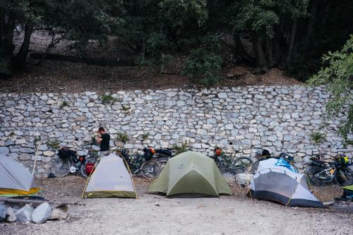Getting High in the San Gabriel Mountains at Mt. Lowe Trail Camp