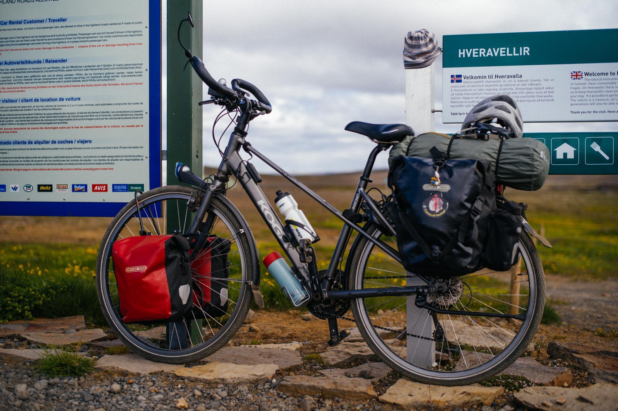 Cyclotourist