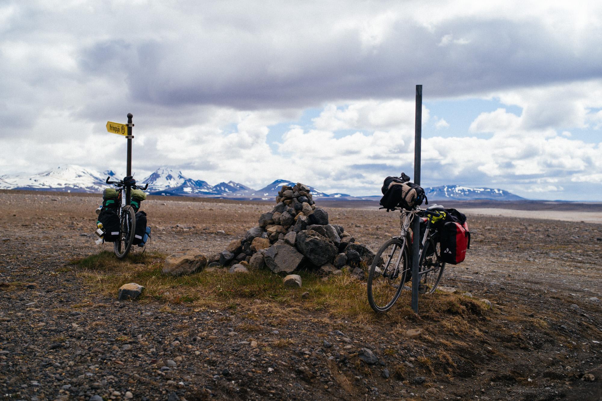 Cyclotourists