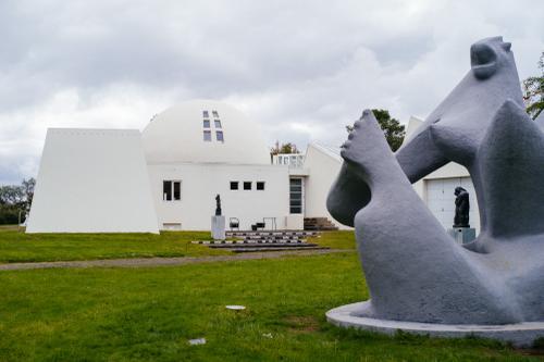 Ásmundur Sveinsson's Home