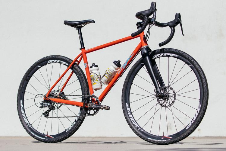 Kobi's Inglis Cycles All Road