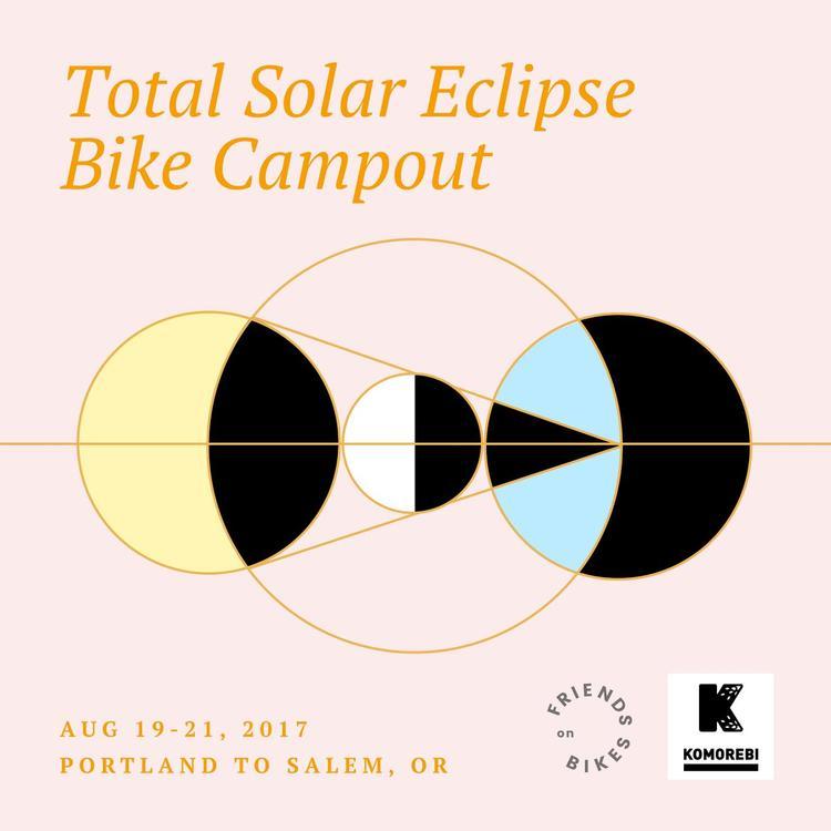 Total Solar Eclipse Bike Campout