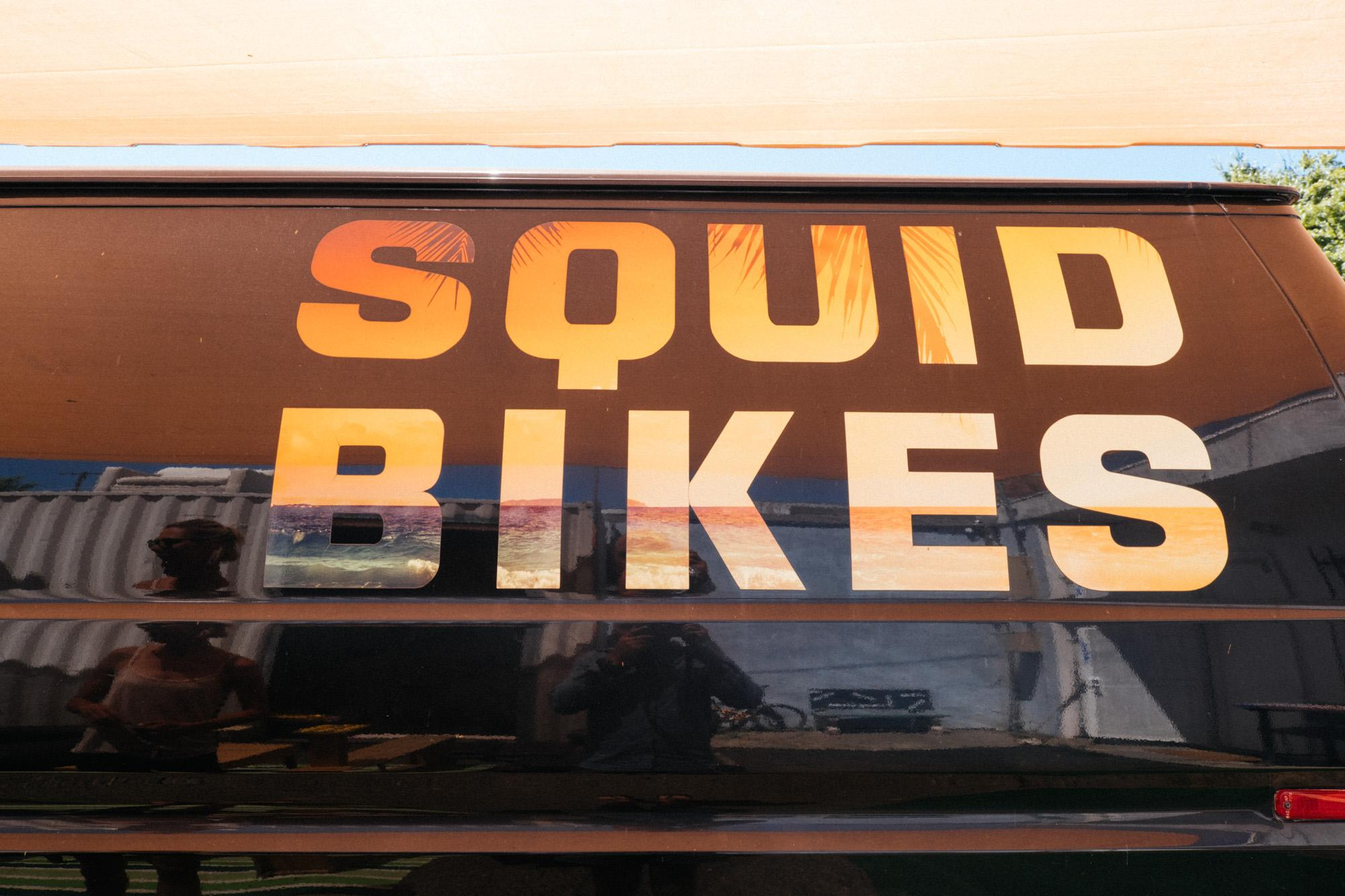 Squid Bikes: Taking Over the World One Rattlecan at a Time!