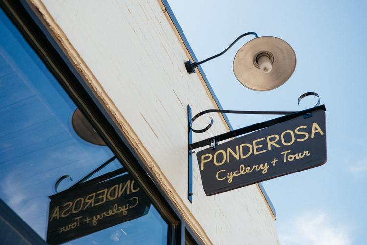 Everyone's Welcome at Ponderosa Cycle + Tour! – Kyle Kelley