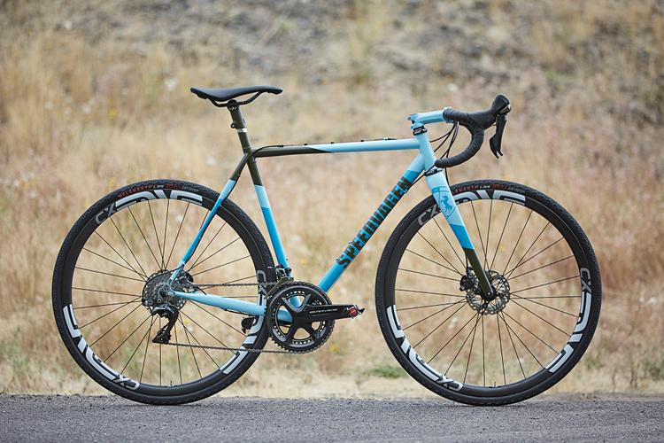 Cross is Coming: Get on a Speedvagen Team Issue Cyclocross Bike