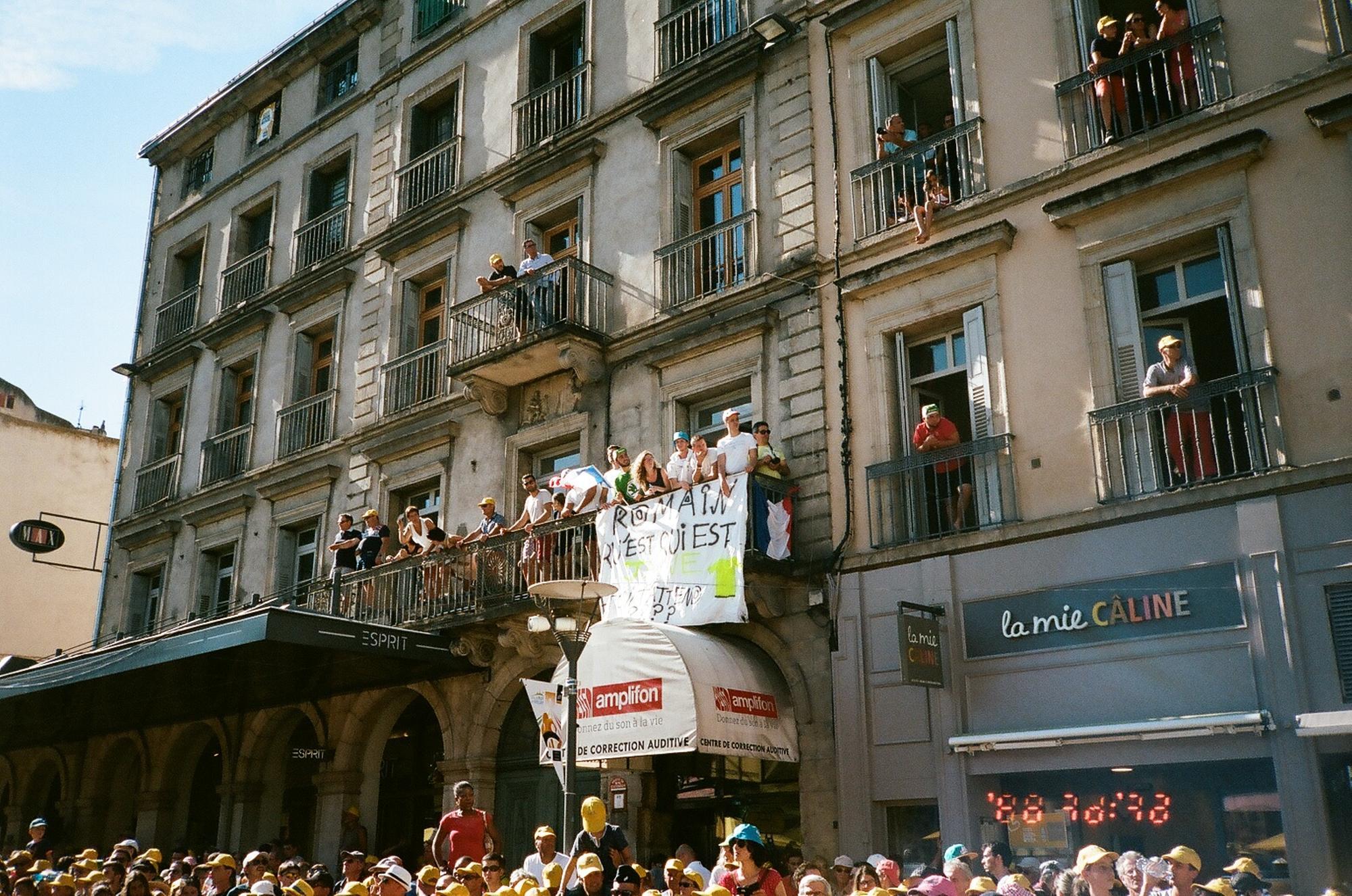 Tourist de France