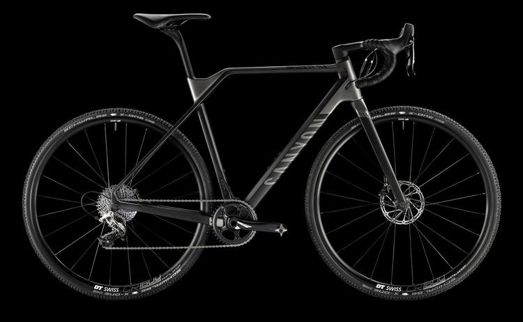 Canyon's Inflight 'Cross Bike