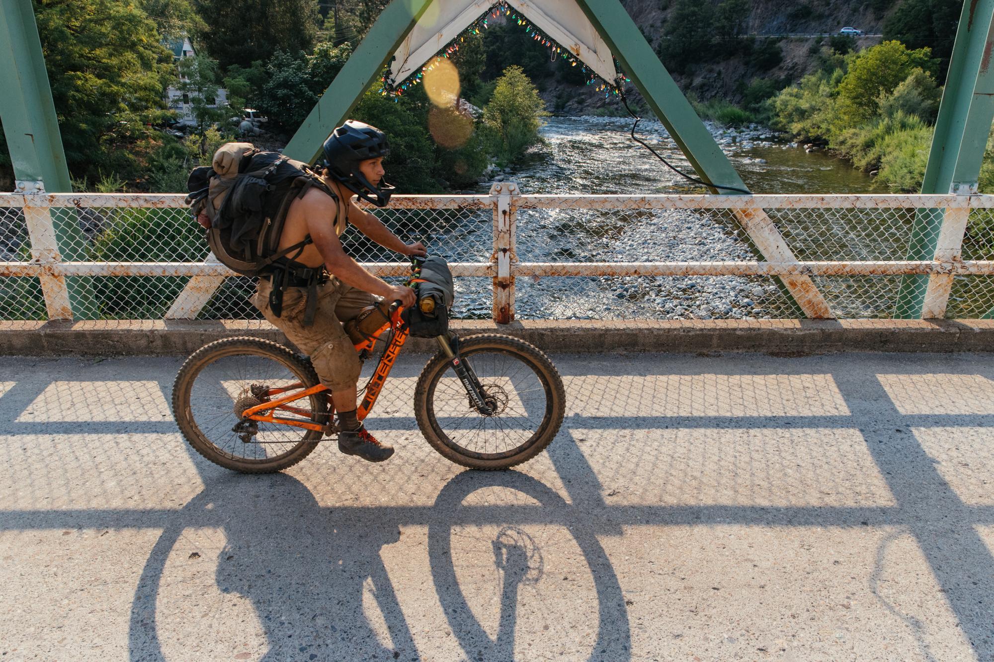 Trail worker / warrior.