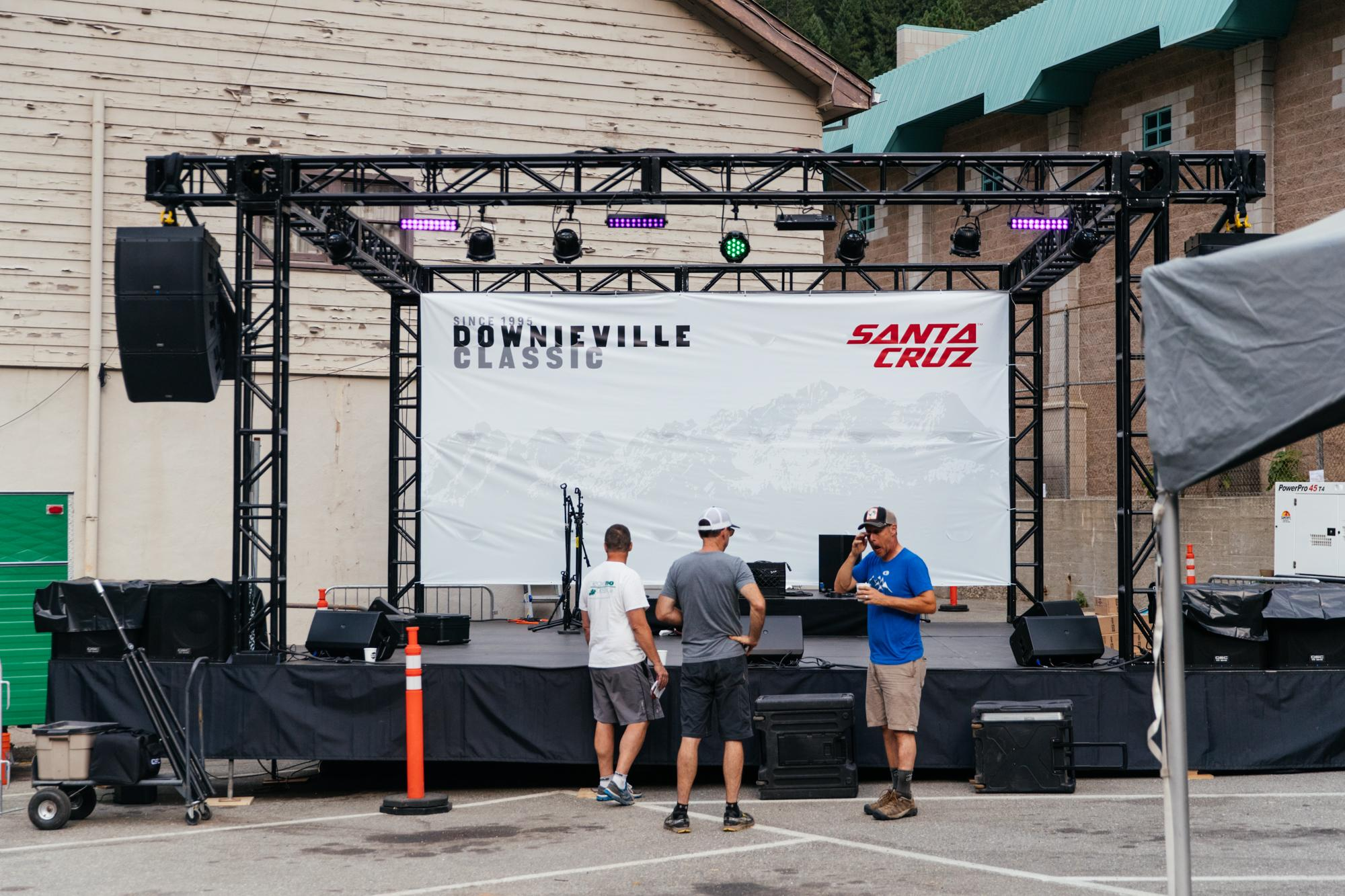 Downieville Stage