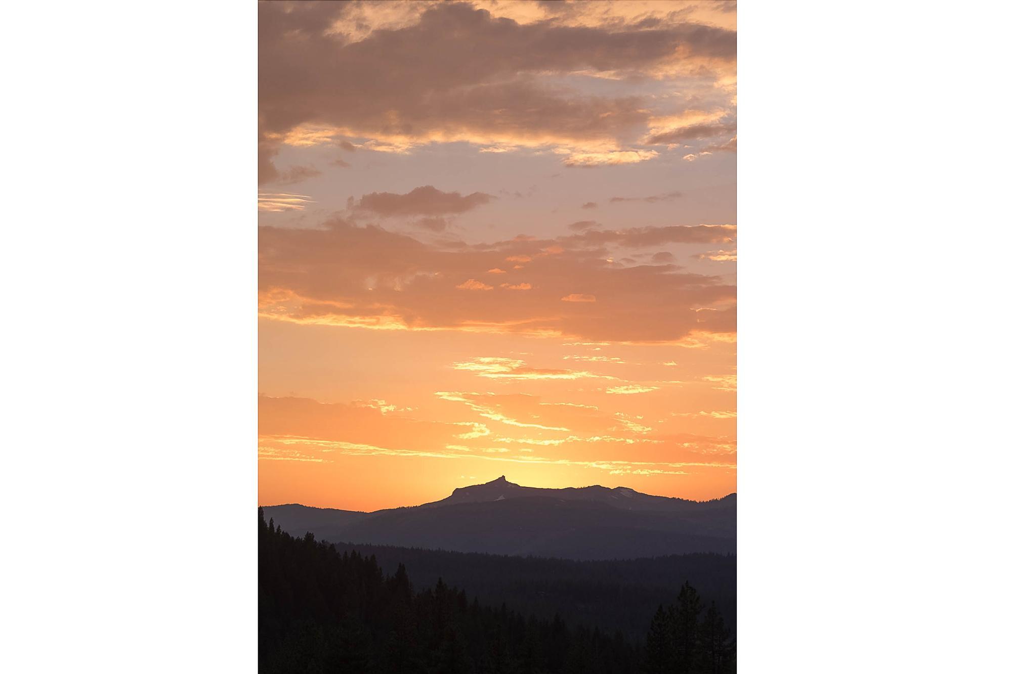 Sunset!  - photo Jarrod Bunk