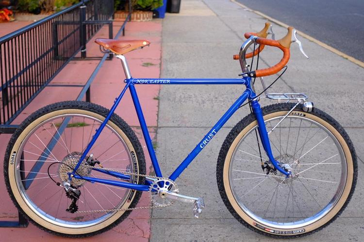 The Crust Bikes Nor'Easter Looks Damn Fine!