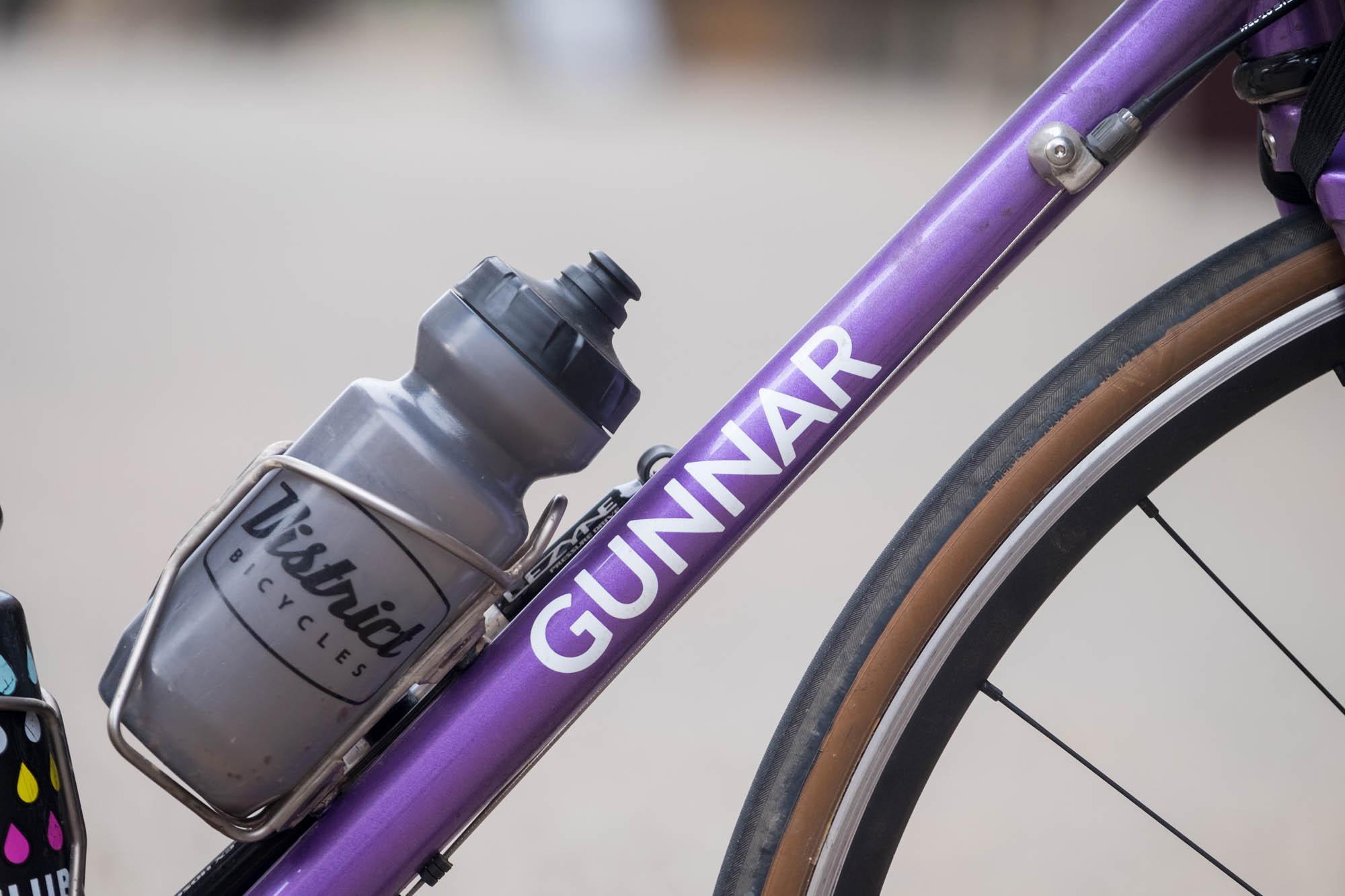 Crytal Wintle's Gunnar