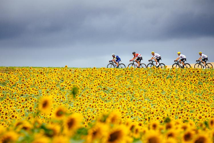 Strava's Tour de France Photos