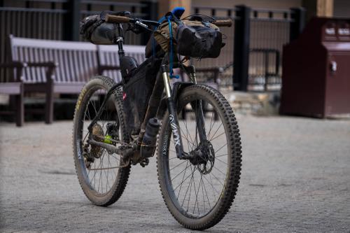 Ethan's Tahoe Rim Trail Timberjack