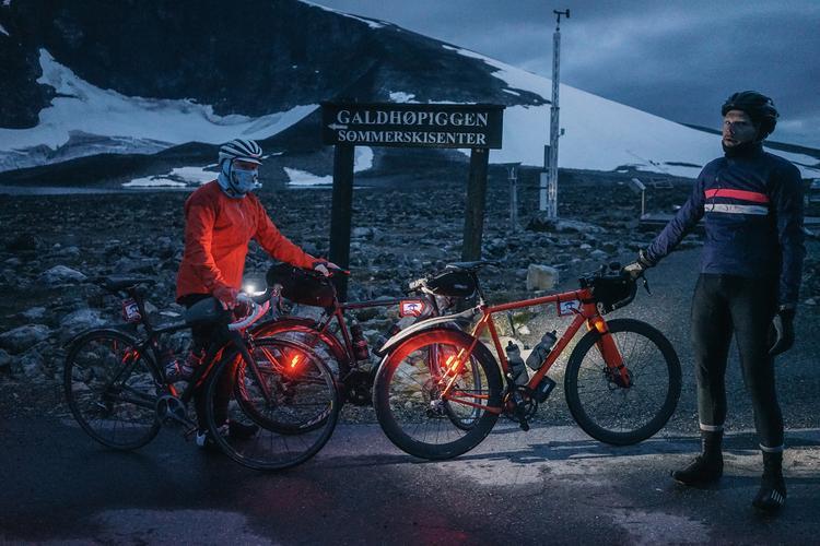 Jotunheimen Super Randonnée – Johan Björklund