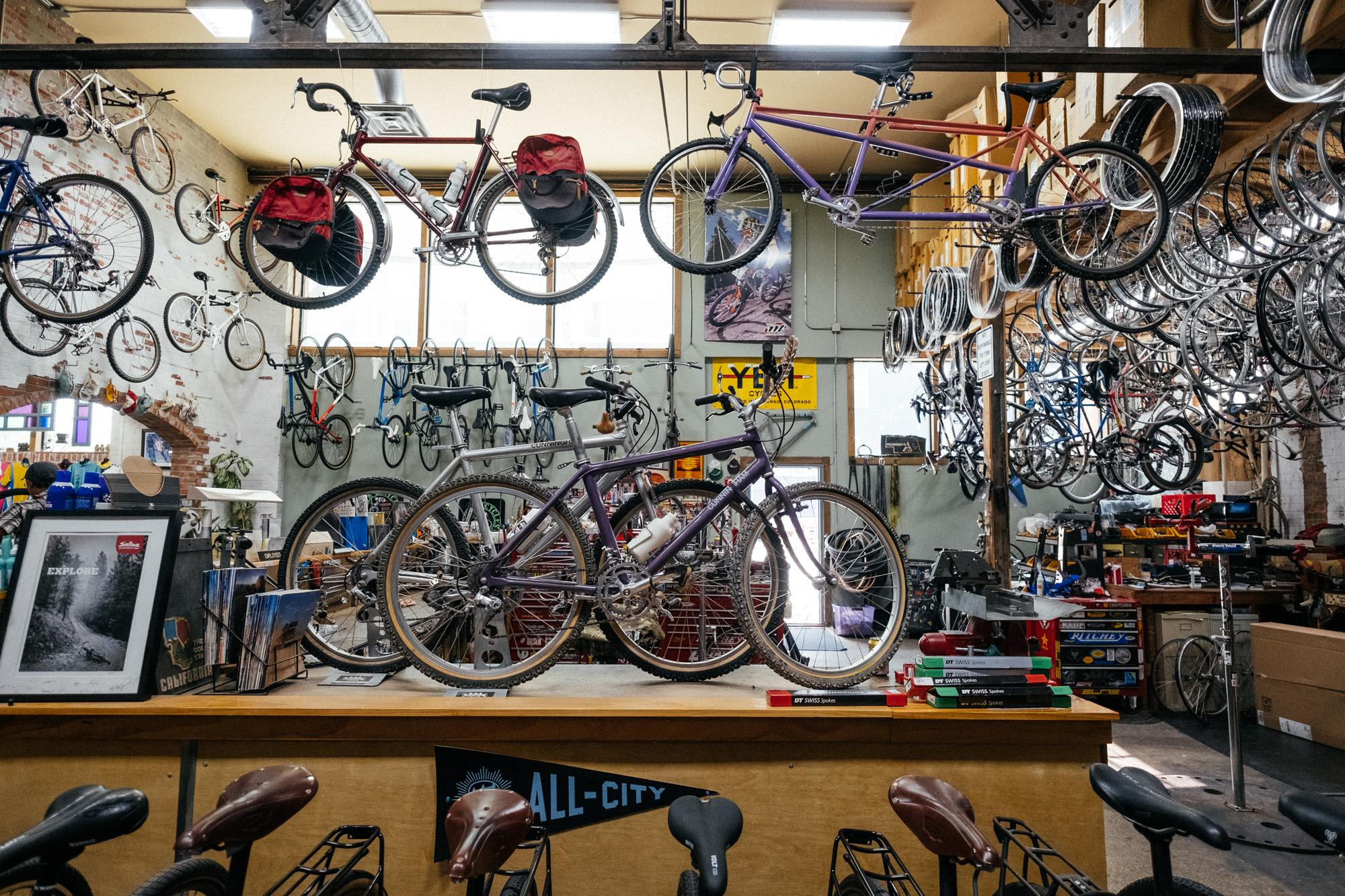 Monkey Wrench Cycles