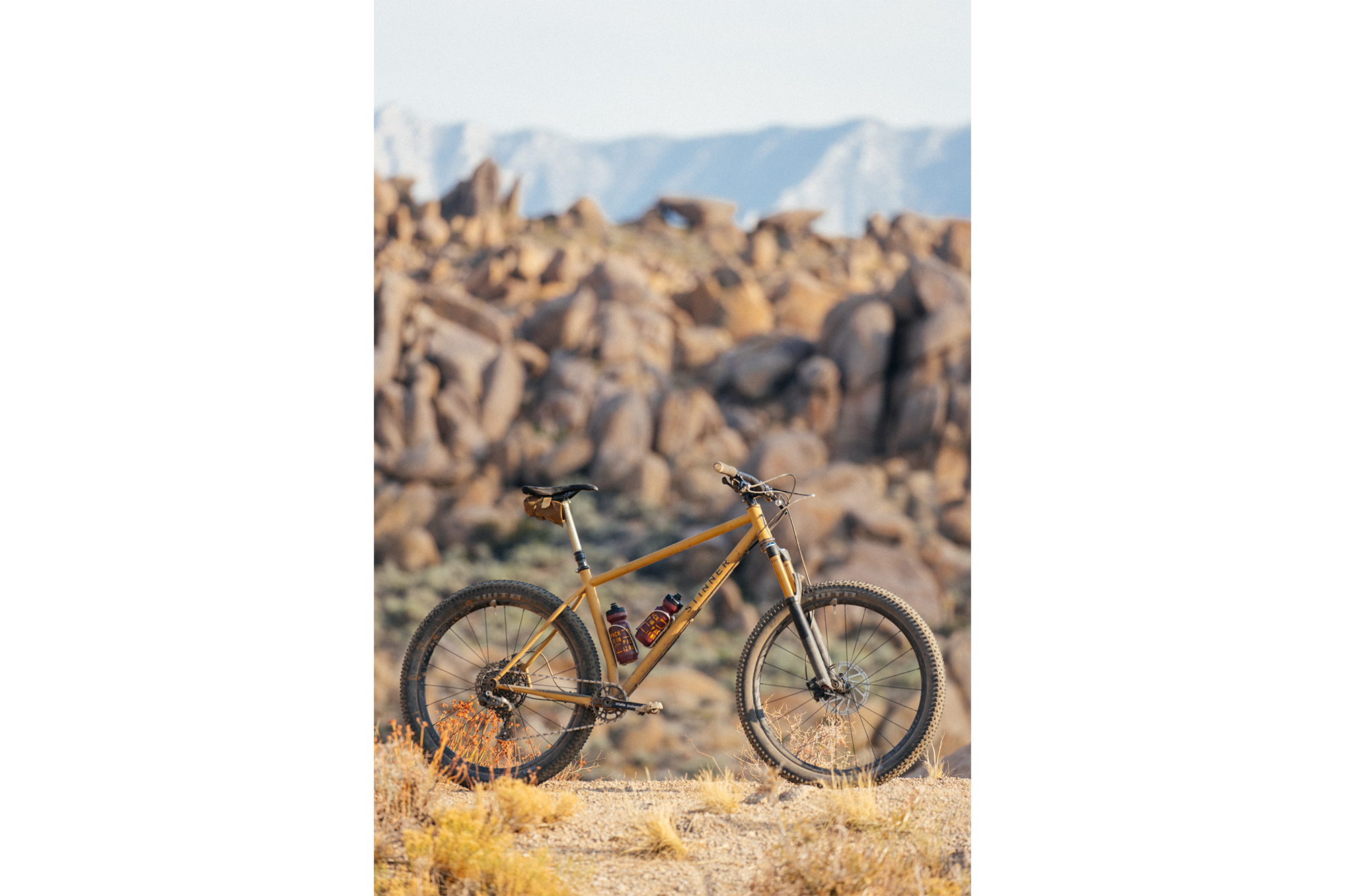 My Twilight Yellow Stinner Hardtail
