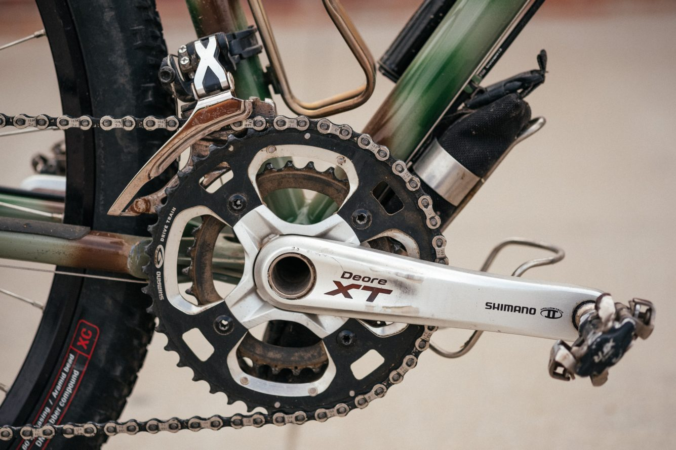 nate from monkey wrench cycles hunter commando tourer - Wrench Picture Frame