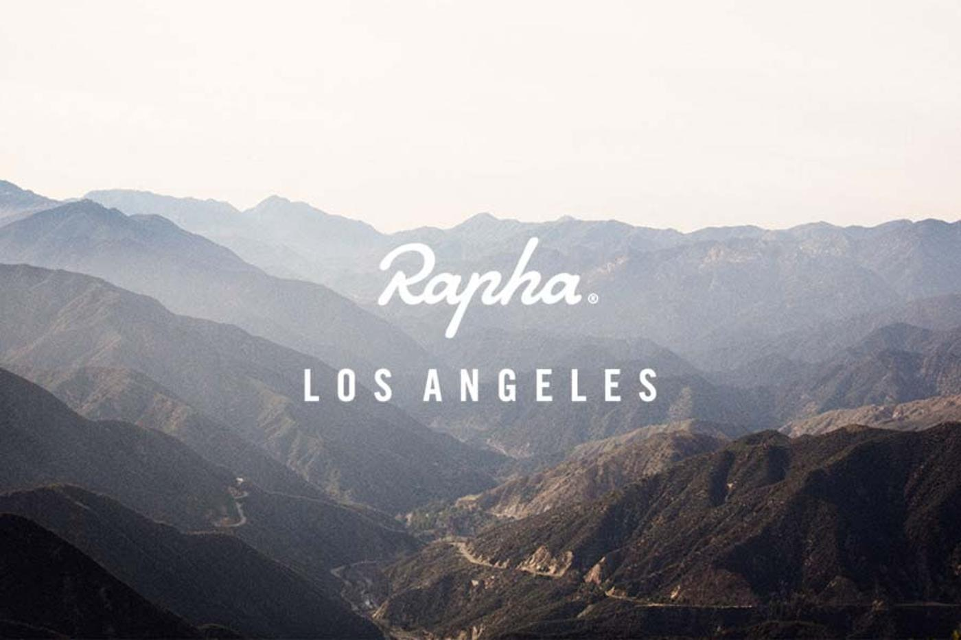 Rapha Los Angeles is Now Open