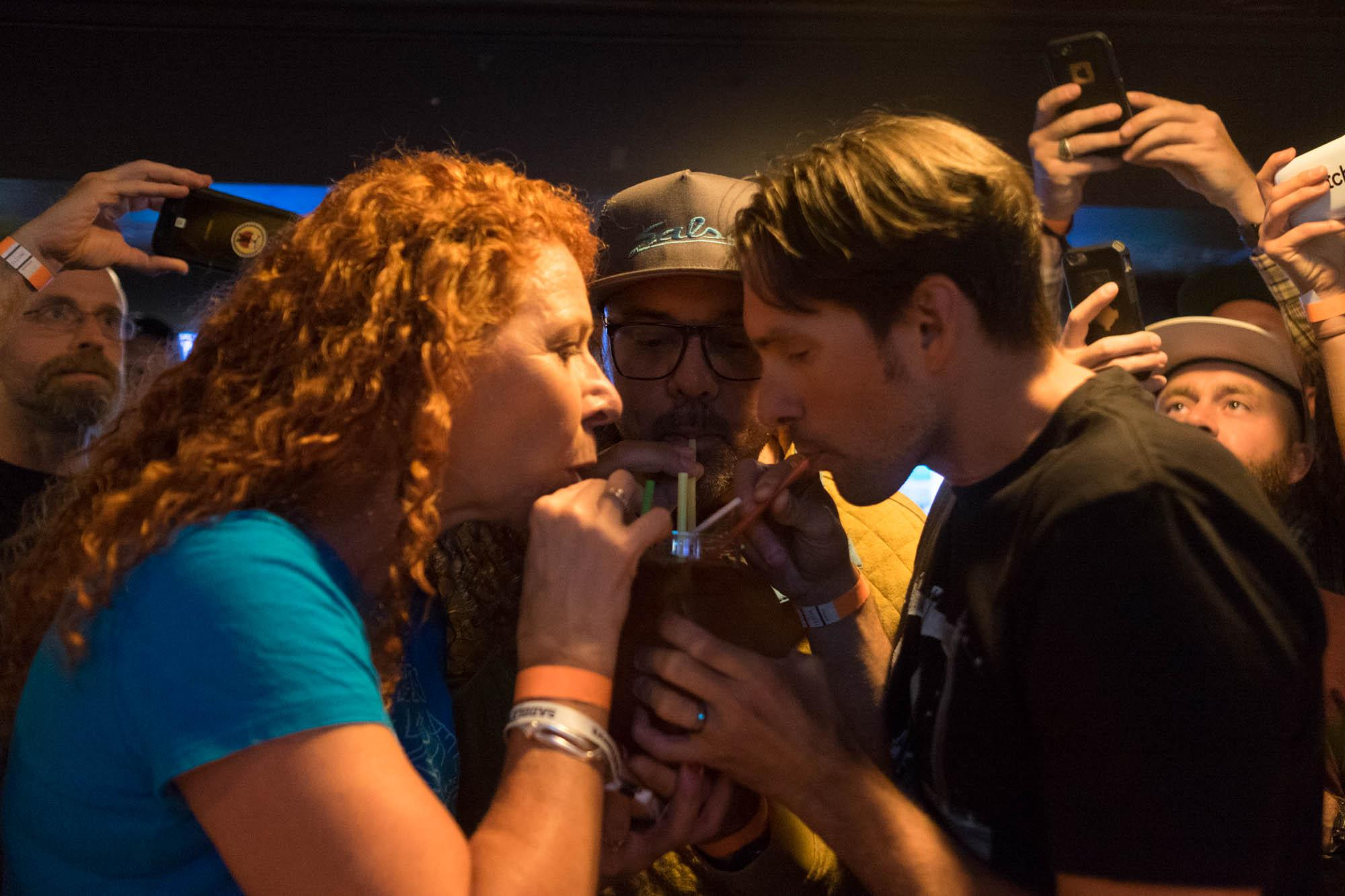 QBP Parties!  - photo Jarrod Bunk