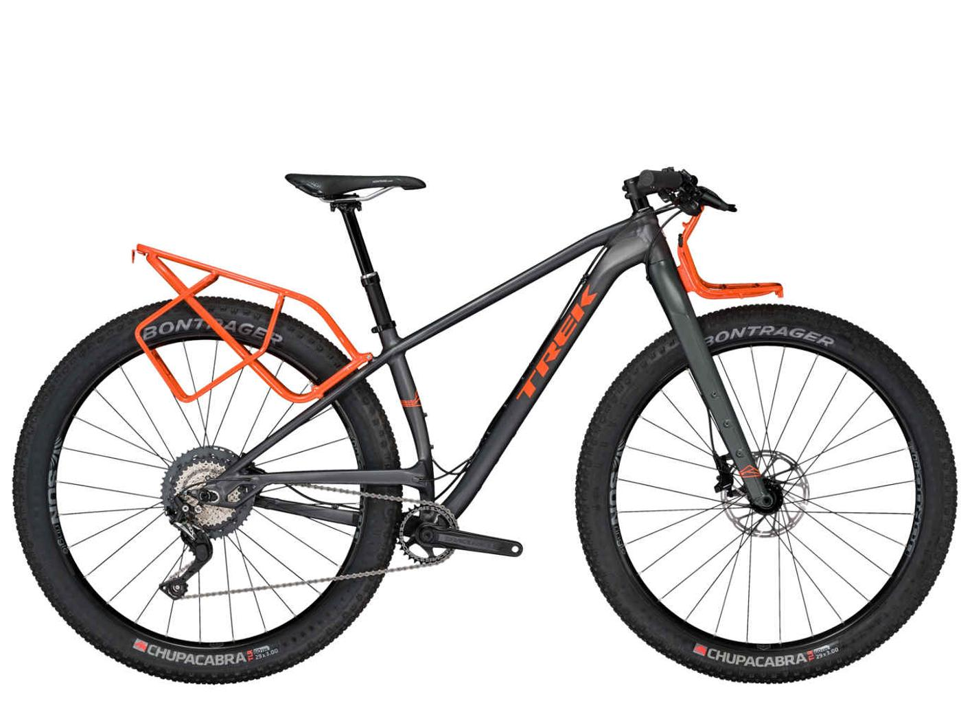 Trek's 1120 29+ Touring Bike with Integrated Racks
