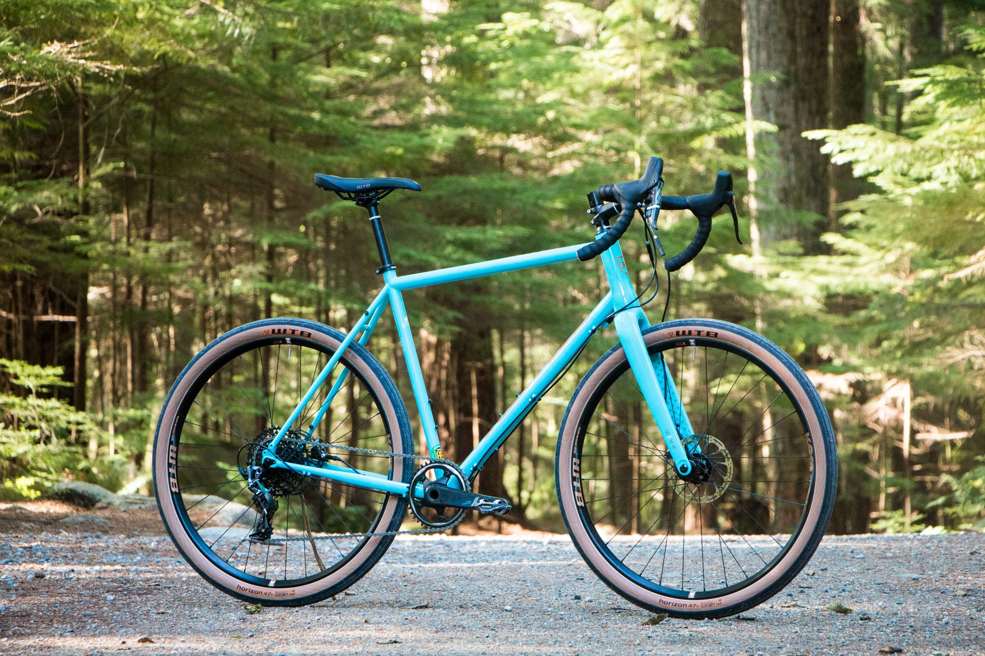 The New Kona Rove LTD is 650B and Reynolds 853 | The Radavist