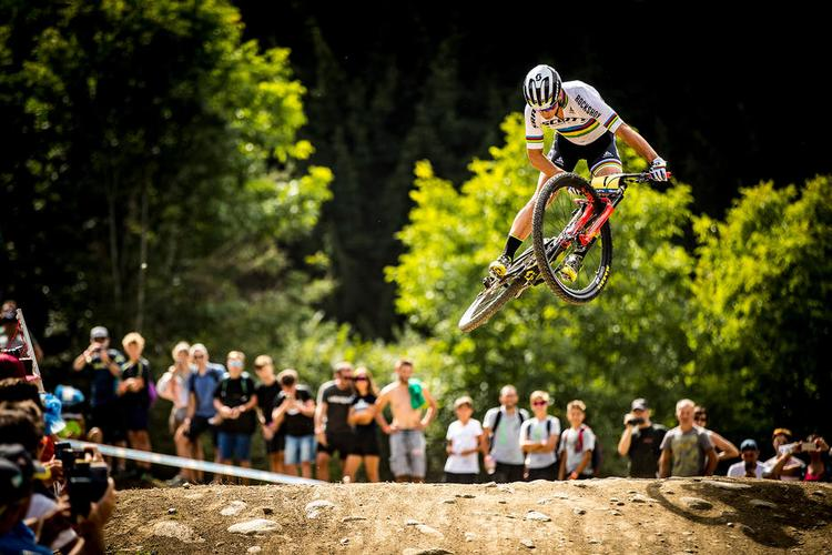 Nino Schurter Makes XC Great Again
