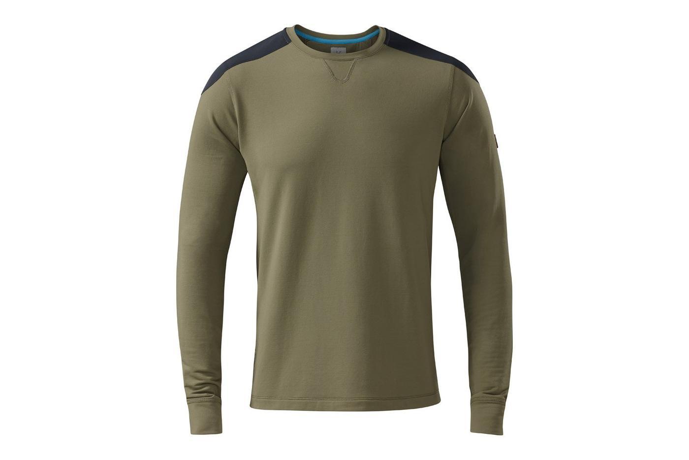 Kitsbow's Front Range Merino Sweatshirt