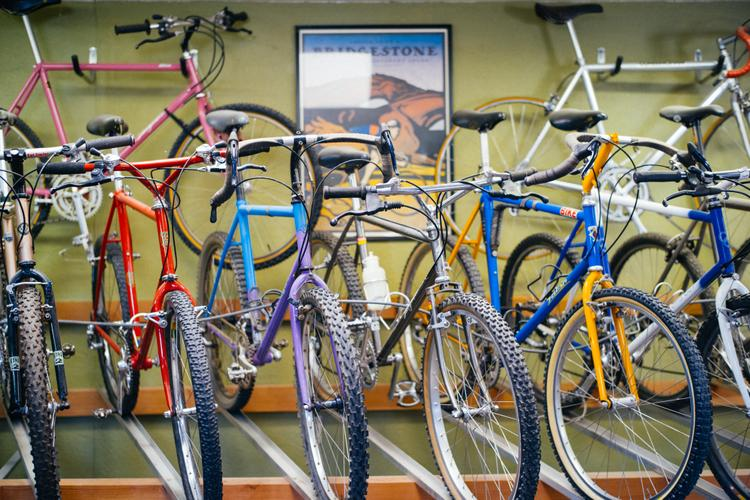 Black Mountain Cycles Keeps Point Reyes Rollin'