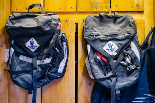 Vintage Kangaroo Bags