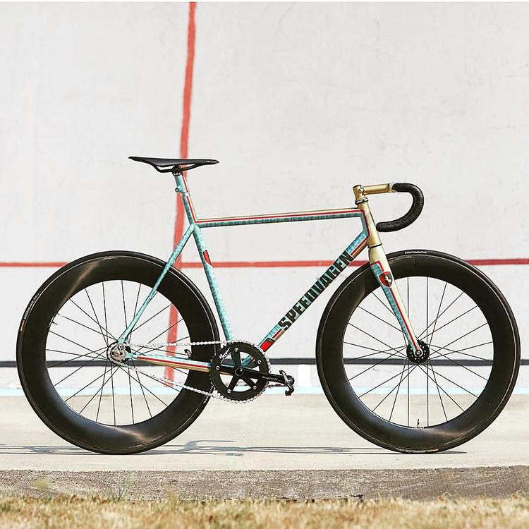 Is A Speedvagen Track Bike Ready Made in the Works?