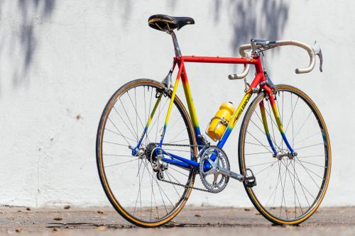Éric Boyer's Team Z LeMond 1992 Tour Bike