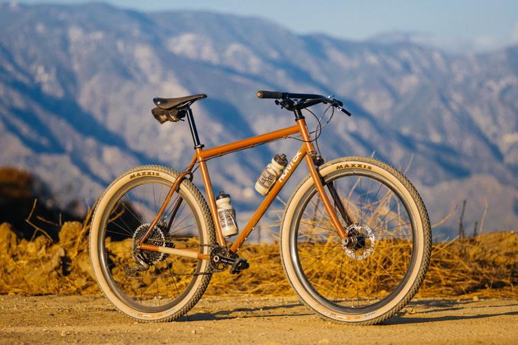 Golden Saddle Rides: Hunter Cycles Rigid 29r