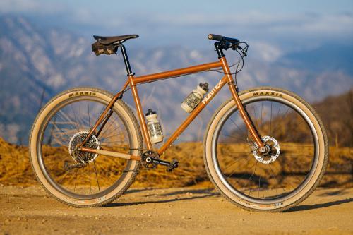 My Hunter Cycles Rigid 29r is Sketchy Fun