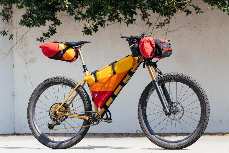 My Stinner 27.5+ Hardtail with Porcelain Rocket Toyota Trophy Truck Inspired Bags