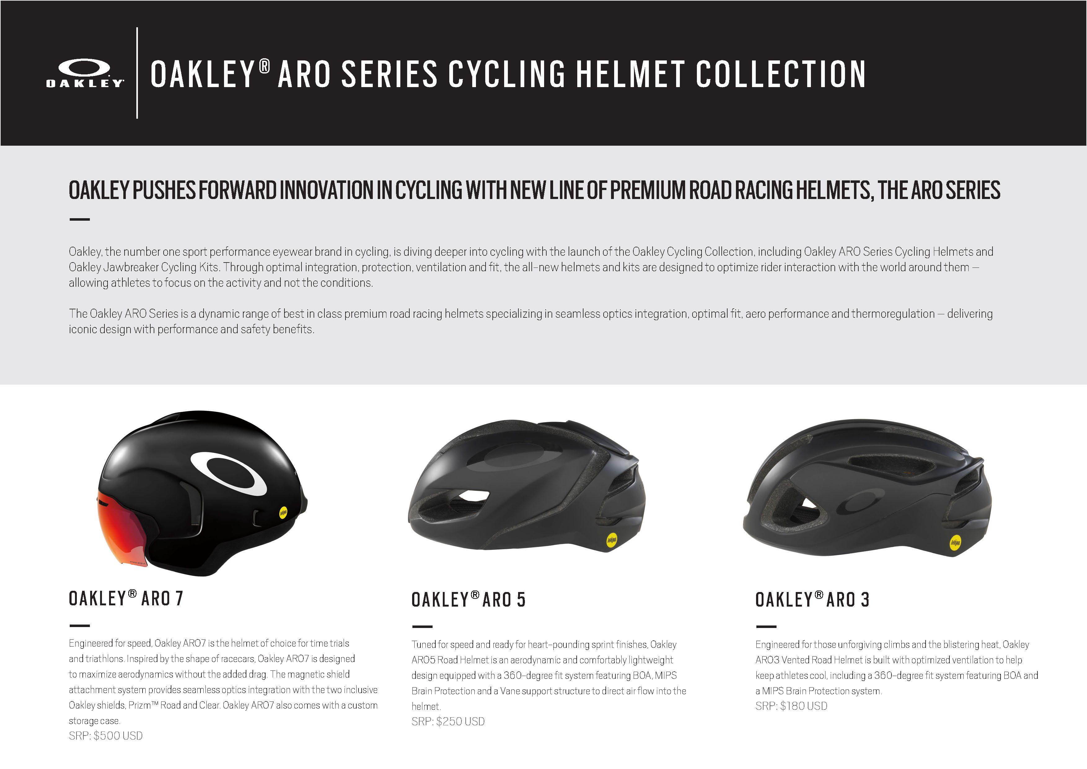 oakley helm rad