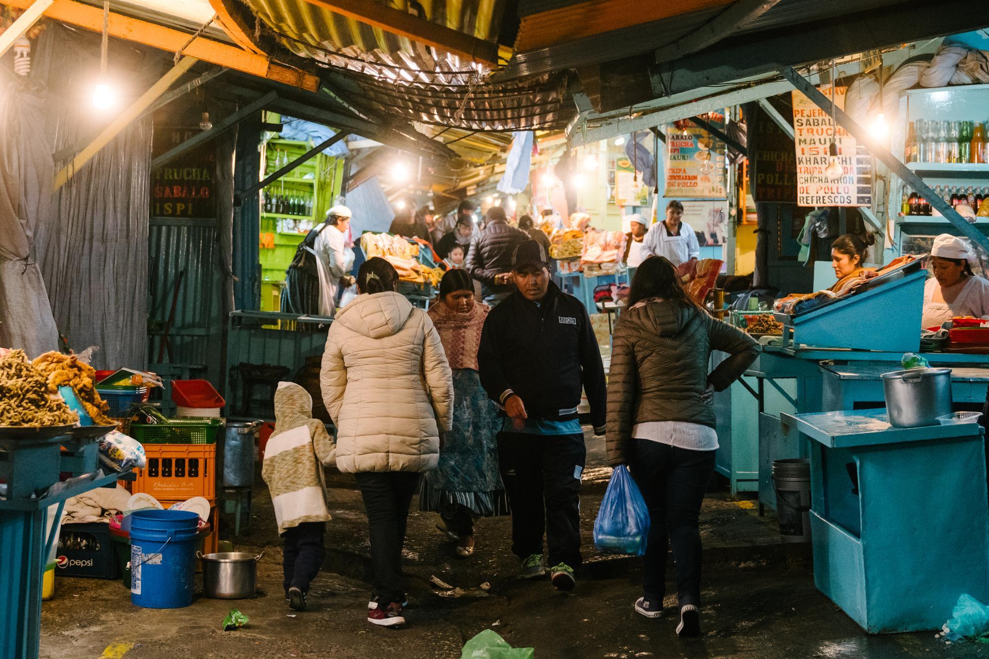 Market Nights