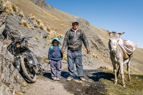 Friends of the Condoriri trail