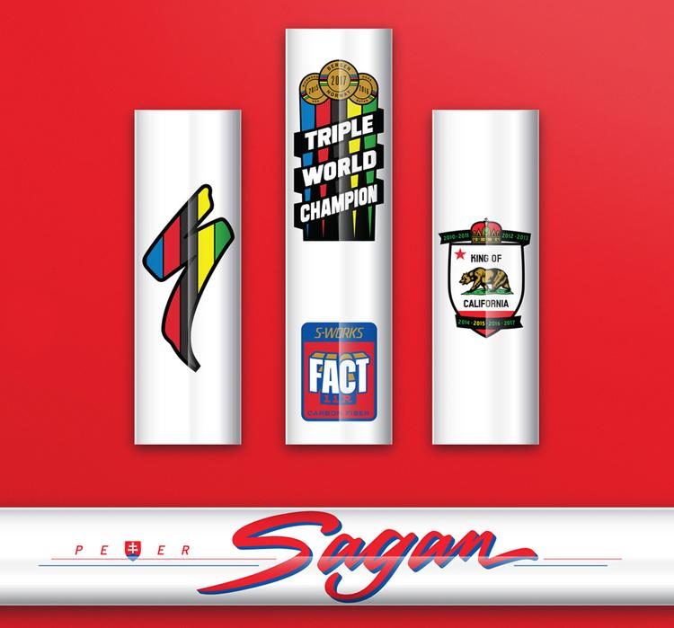 Designer Neil Hubert's Take on a Throwback Sagan Water Decal Set