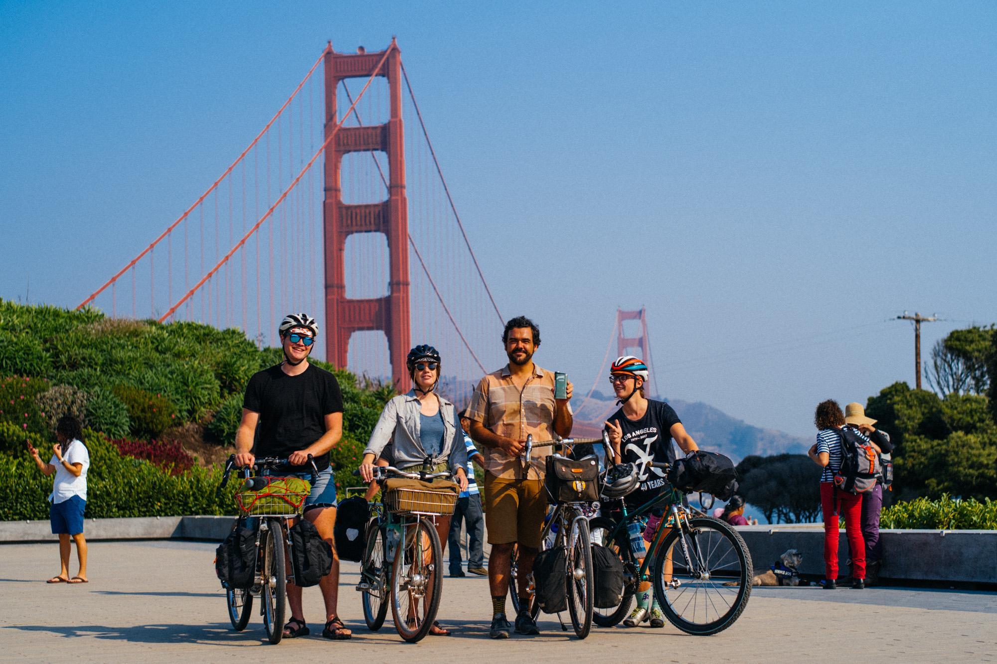Nils, Cari, Nathan and Kyla.