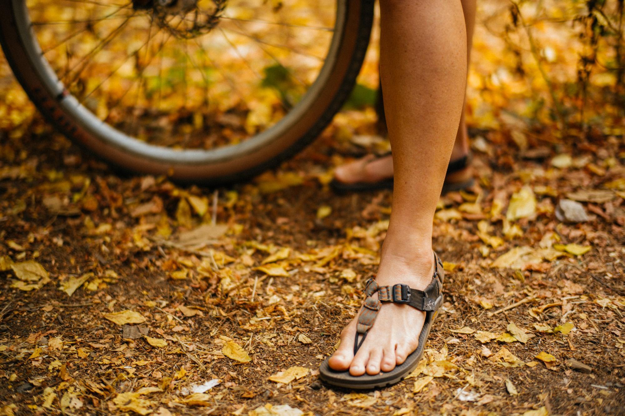 Best sandals! Bedrock!