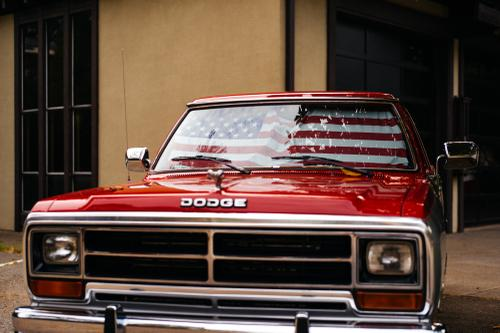 'this is a Dodge'
