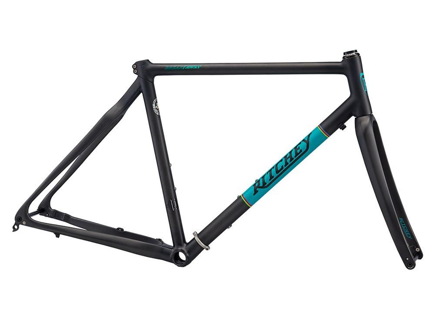 Ritchey Unveils their New Outback Break-Away Carbon All-Road Frameset