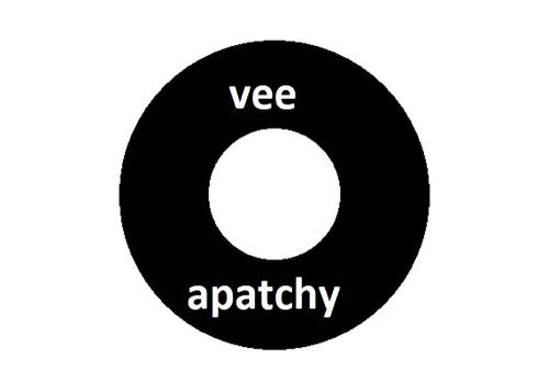 This is a hi-res image of the Vee Tire Apache slicky fatfuck.  It is not designed for use on any roads or surfaces.  It's a no-road tire.