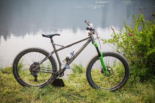 Wade's Vulture Cycles MTB Is Just the Way He Wants It